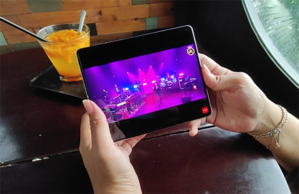 review Samsung Galaxy Z Fold 3 h